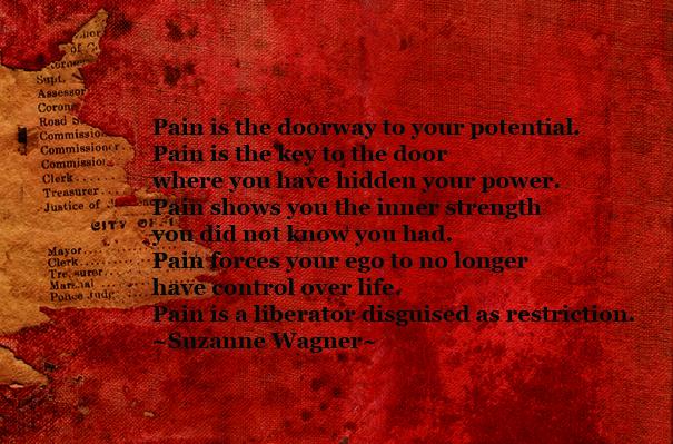 AntiqueBookCoversmpain quote