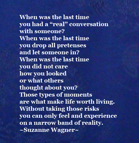 Blueclothquoterealconversation