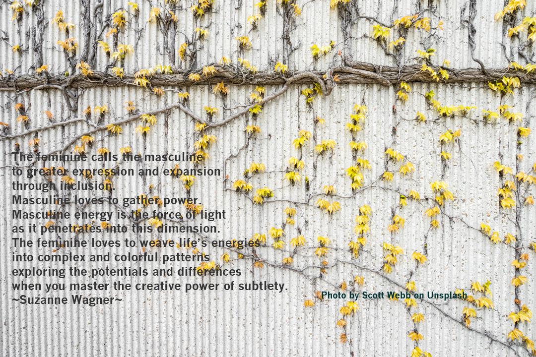 yellowflowersonvinequote