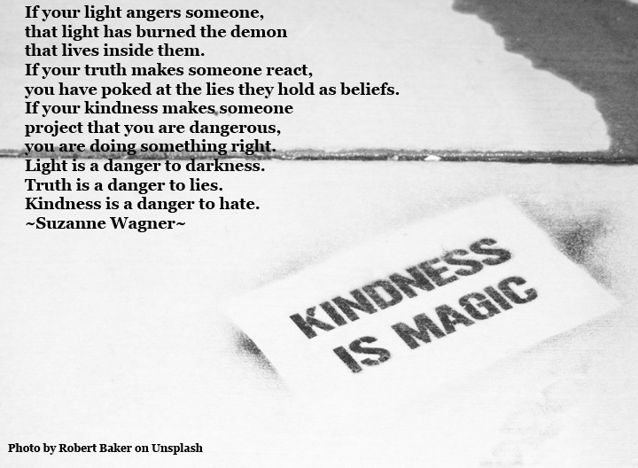 Kindnessismagicquote