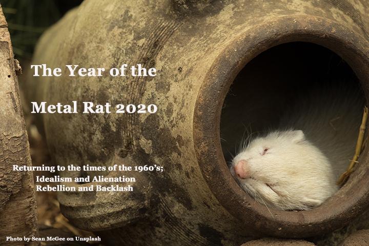 Metal Rat Image 2020