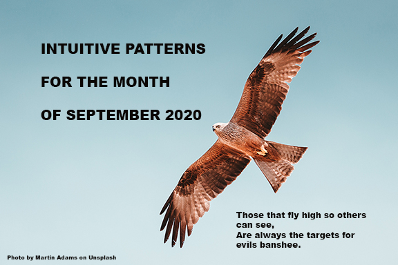 Intuitive patterns for Sept 2020