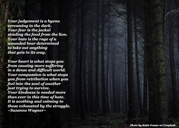 in the dark forestquotesw